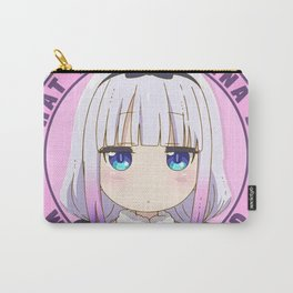 What would Kanna do? Carry-All Pouch
