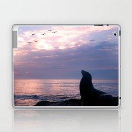 La Jolla Sea Lion Laptop & iPad Skin