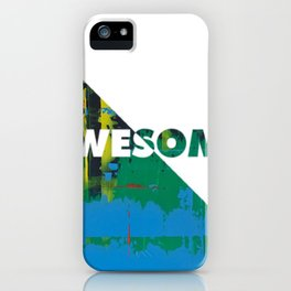Color Chrome - Awesome graphic iPhone Case