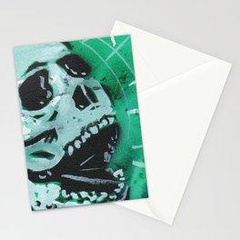 Gunga Skull 07 Stationery Cards