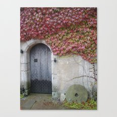 The Scottish Door Canvas Print