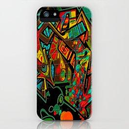 Street Art ATL iPhone Case