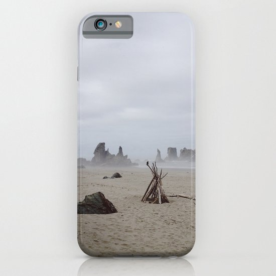 Bandon Beach Bird iPhone & iPod Case