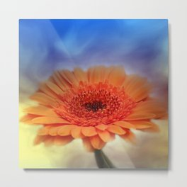 take time to look at flowers -23- Metal Print