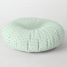 Latte e Menta Floor Pillow