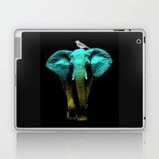 Friends for Life fluro Laptop & iPad Skin