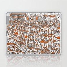Where's Willem? Laptop & iPad Skin