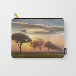 Big sky and clouds on a picture perfect night Carry-All Pouch