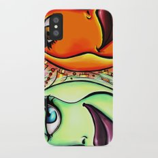 Moon & Sun iPhone X Slim Case