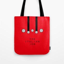 Italian Job Tote Bag