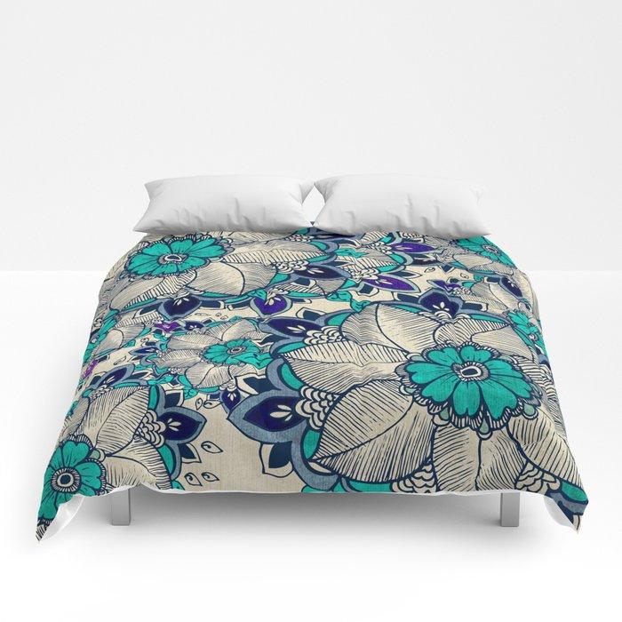 Flower hope Comforters