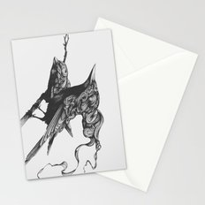 They Talk Together Stationery Cards