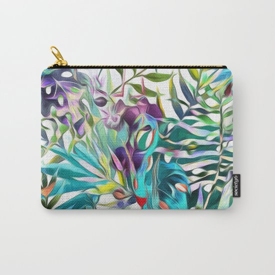 Summer!  Exotic! Carry-All Pouch