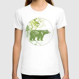 Green Bear T-shirt