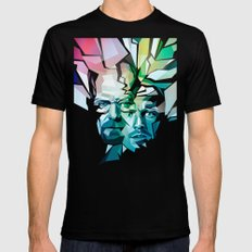 Blue Sky Thinking (Breaking Bad) Mens Fitted Tee X-LARGE Black