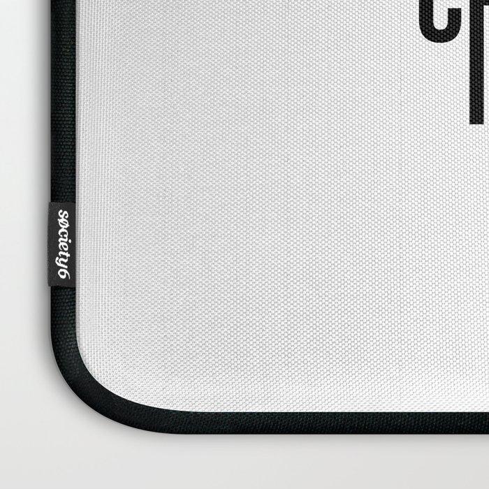 Create to Inspire Laptop Sleeve
