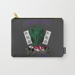 Chtulhu Sushi Carry-All Pouch