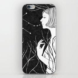Under Stars (Aurora Aksnes) iPhone Skin
