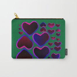 Heart in the countryside Carry-All Pouch