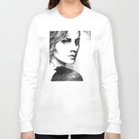 pride Long Sleeve T-shirts featuring Pride by Anna Tromop Illustration