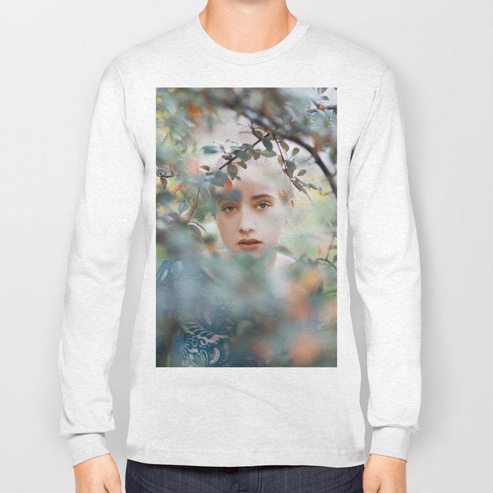 Through leaves Long Sleeve T-shirt