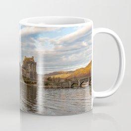Eilean Donan Castle, Dornie, Kyle of Lochalsh, The Highlands, Scotland Coffee Mug