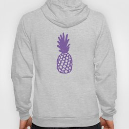 Purple Pineapple Hoody
