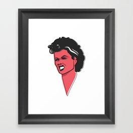 I Loathe Luci Framed Art Print