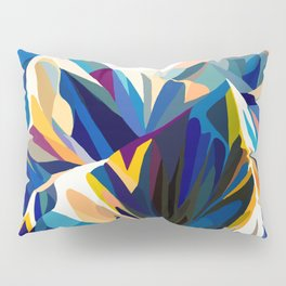 Mountains cold Pillow Sham