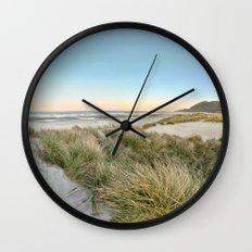 Oregon Coast Sunrise Wall Clock