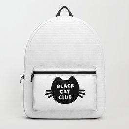 Black Cat Club Backpack