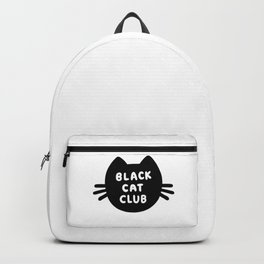 Black Cat Club Backpack