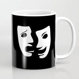 Melpomene & Thalia Coffee Mug