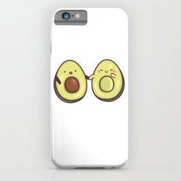 Cute Couples, You're Avo-Thing I've Ever Wanted, One of a Kind Cute Avocado Gift for the Avocado iPhone Case