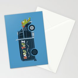 The Happy Toyz Van Stationery Cards