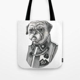 Mr. Pug Tote Bag