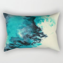 Painted Clouds V Rectangular Pillow
