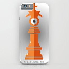 king eye iPhone Case