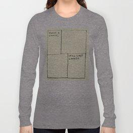 Make A Comic Long Sleeve T-shirt