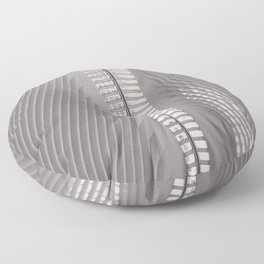New York City,  Oculus, architecture photo, fine art photography, Manhattan, Calatrava, World trade Floor Pillow