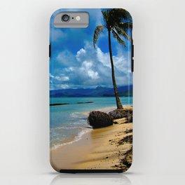 Hawaiian Dreams iPhone Case