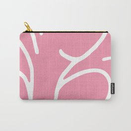 Pink Dog Carry-All Pouch