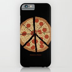 PEACE-A-PIZZA iPhone 6s Slim Case