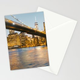 After the sun goes down Stationery Cards