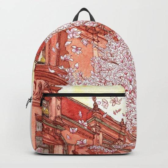 Bostonia Backpack