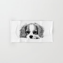 Angelic Cavalier Hand & Bath Towel