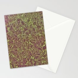 Golden Sea Stationery Cards