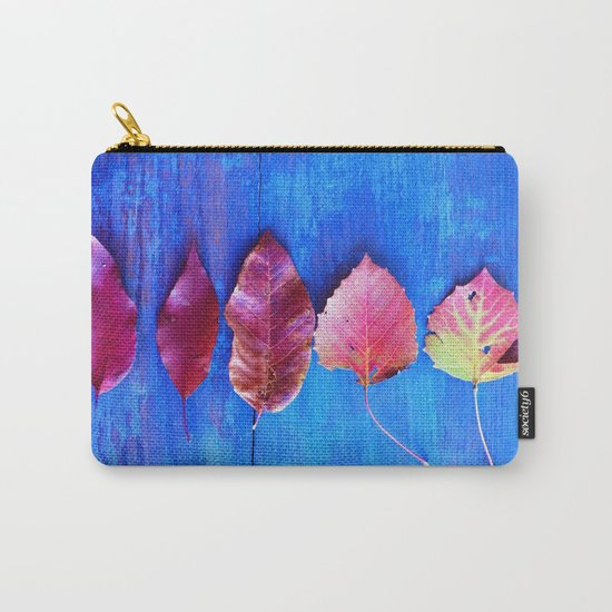 It's a Colorful World Carry-All Pouch
