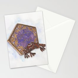 Magical Munchies Stationery Cards
