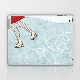 Ice Skating Laptop & iPad Skin